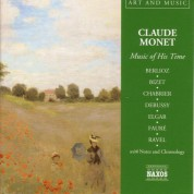 Art & Music: Monet - Music of His Time - CD