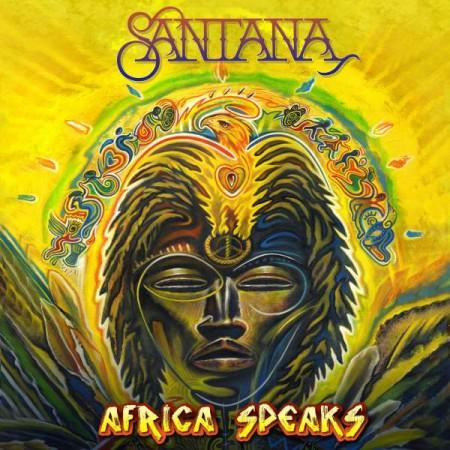 Carlos Santana, Buika: Africa Speaks - Plak