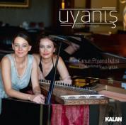 Esra Berkman, Nazlı Işıldak: Uyanış - Kanun Piyano İkilisi - CD