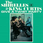 The Shirelles: Give A Twist Party + 2 Bonus Tracks - Plak
