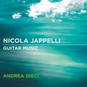 Andrea Dieci, Nicola Jappelli: Jappelli: Guitar Music - CD