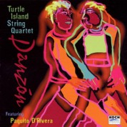 Turtle Island String Quartet, Paquito D'Rivera: Danzón - CD