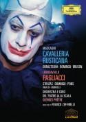Çeşitli Sanatçılar: Mascagni: Cavalleria rusticana & Leoncavallo: Pagliacci - DVD