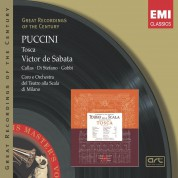 Maria Callas, Giuseppe di Stefano, Tito Gobbi, La Scala Orchestra, Victor de Sabata: Puccini: Tosca - CD