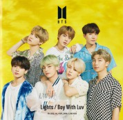BTS (Bangtan Boys/Beyond The Scene): Lights / Boy With Luv (Limited Edition C) - CD