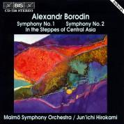 Malmö SymfoniOrkester, Juni'chi Hirokami: Alexander Borodin - Symphonies No.1 and 2 - CD