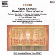 Verdi: Opera Choruses - CD