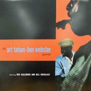 Art Tatum, Ben Webster: The Album - Plak