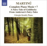 Giorgio Koukl: Martinu, B.: Complete Piano Music, Vol. 7 - CD