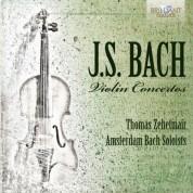 Thomas Zehetmair, Amsterdam Bach Soloists: J.S. Bach: Violin Concertos - CD