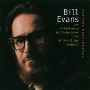 Bill Evans: Getting Sentimental - CD