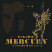 Freddie Mercury: Messenger of the Gods - the Singles (Ltd. 7 - Single Plak