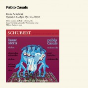 Pablo Casals: Schubert: Quintet - CD