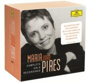 Maria João Pires: Complete Solo Recordings - CD