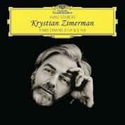 Krystian Zimerman: Schubert: Piano Sonatas D 959 & D 960 - CD