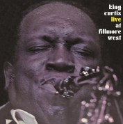 King Curtis: Live At Fillmore West - Plak