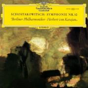 Berliner Philharmoniker, Herbert von Karajan: Shostakovich: Symphony No. 10 - Plak