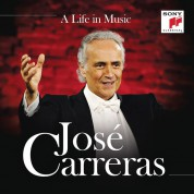 José Carreras: A Life in Music - CD