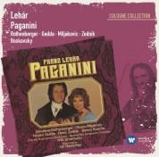Anneliese Rothenberger, Friedrich Lenz, Nicolai Gedda, Benno Kusche, Heinz Zednik, Bayerisches Symphonie-Orchester, Willi Boskovsky: Lehar: Paganini - CD