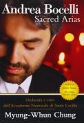 Andrea Bocelli, Myung-Whun Chung, Nazionale di Santa Cecilia, Orchestra e Coro dell'Accademia: Andrea Bocelli - Sacred Arias - DVD