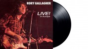 Rory Gallagher: Live! in Europe (Remastered 2011) - Plak