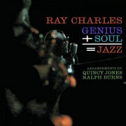 Ray Charles: Genius+Soul=Jazz (200g-edition) - Plak