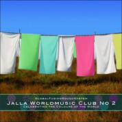 DJ Dimitri, DJ Rupen: Jalla Club No.2 - CD