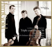 Trio Wanderer: Beethoven: Triple Concerto, Ehmont - CD
