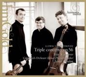 Trio Wanderer: Beethoven: Triple Concerto, Ehmont - CD