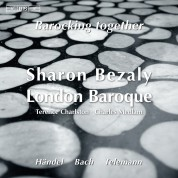 Sharon Bezaly, Terence Charlston, Charles Medlam: Barocking together - CD