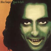Alice Cooper Goes To Hell (Limited Edition - Orange Vinyl) - Plak