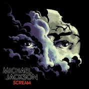 Michael Jackson: Scream (Limited-Edition - Self-Lumious Vinyl, Glows in the Dark) - Plak