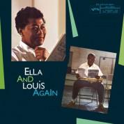 Ella Fitzgerald, Louis Armstrong: Ella And Louis Again - Plak