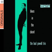 Bud Powell: Blues in the Closet - CD