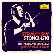 The Philadelphia Orchestra, Yannick Nézet-Séguin: Stravinsky & Stokowski - CD