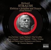 Thomas Beecham: Strauss: Elektra - Ariadne auf Naxos (Final Scenes) - CD