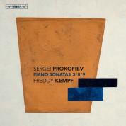 Freddy Kempf: Prokofiev: Piano Sonatas Nos 3, 8 & 9 - SACD