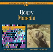 Henry Mancini: OST - The Music From Peter Gunn + Driftwood And Dreams - CD