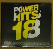 Çeşitli Sanatçılar: Power Hits 18 - CD