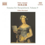 Soler, A.: Sonatas for Harpsichord, Vol.  9 - CD