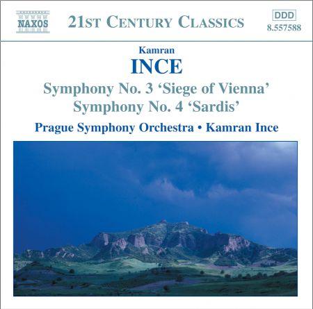 Kamran İnce: Ince: Symphony No. 3,