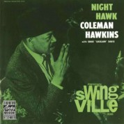 Coleman Hawkins: Night Hawk (With Eddie Lockjaw Davies) - Plak