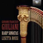 Lisetta Rossi: Giuliani: Harp Sonatas - CD