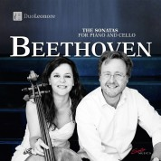 Duo Leonore: Beethoven: The 5 Sonatas for Piano and Cello - Plak
