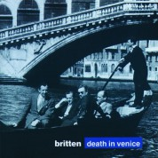 English Chamber Orchestra, James Bowman, John Shirley-Quirk, Peter Pears, Steuart Bedford: Britten: Death In Venice - CD