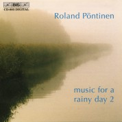 Roland Pöntinen - Music for a Rainy Day, Vol.2 - CD