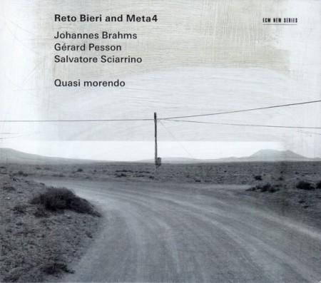 Reto Bieri, Meta4: Reto Bieri And Meta4 - CD