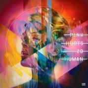 Pink: Hurts 2B Human - Plak