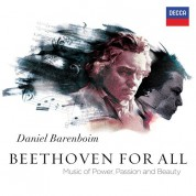 Daniel Barenboim, West-Eastern Divan Orchestra: Beethoven: For All - Music Of Power, Passion & Beauty - CD