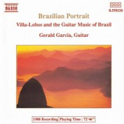 Brazilian Portrait: Villa-Lobos And The Guiitar Music Of Brazil  - CD
